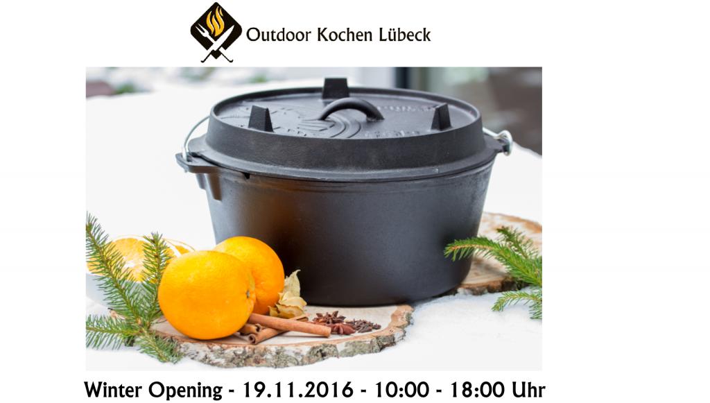 winter opening outdoor kochen l beck. Black Bedroom Furniture Sets. Home Design Ideas