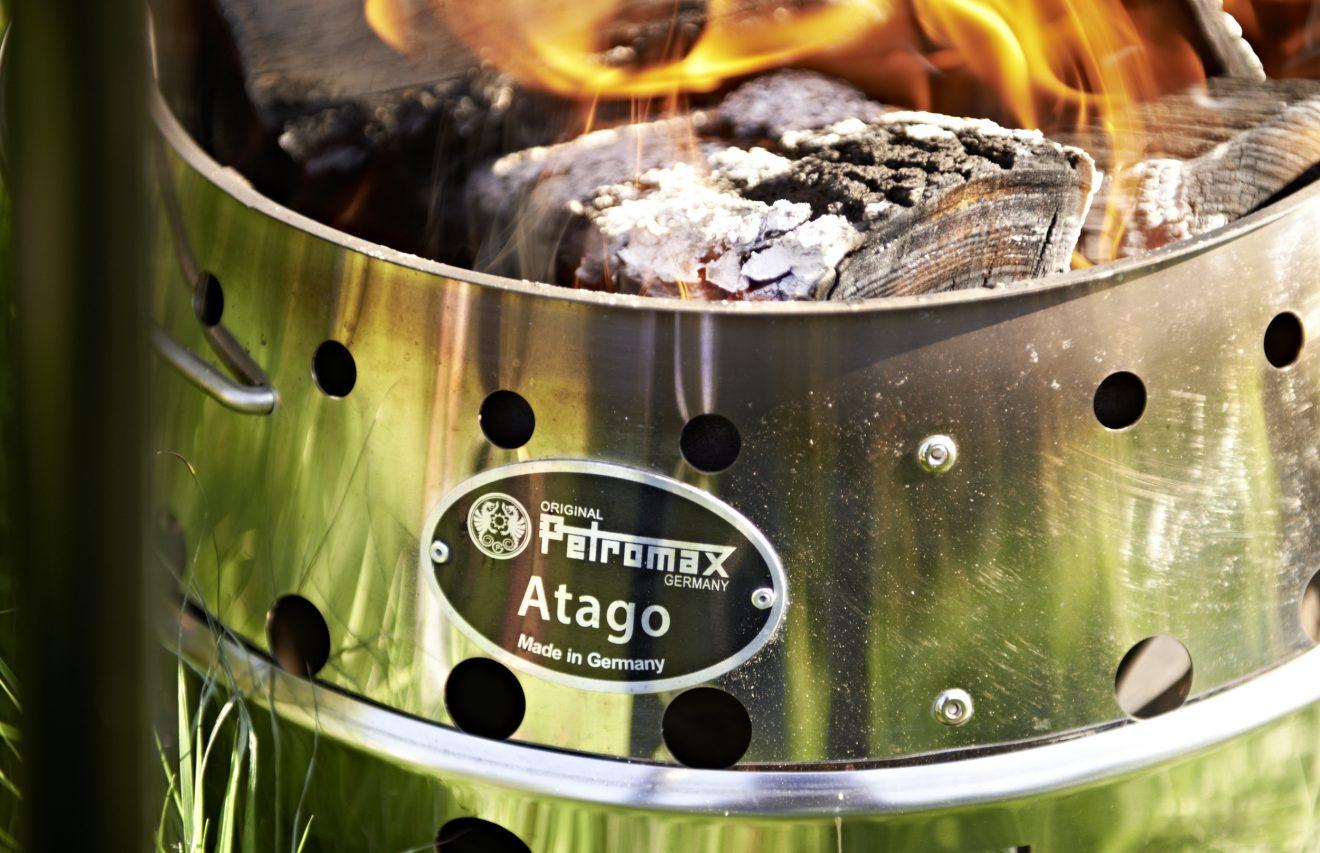 petromax atago grill feuerschale kochstelle outdoor kochen l beck. Black Bedroom Furniture Sets. Home Design Ideas