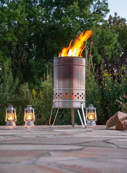 feuerhand pyron outdoor kochen l beck. Black Bedroom Furniture Sets. Home Design Ideas