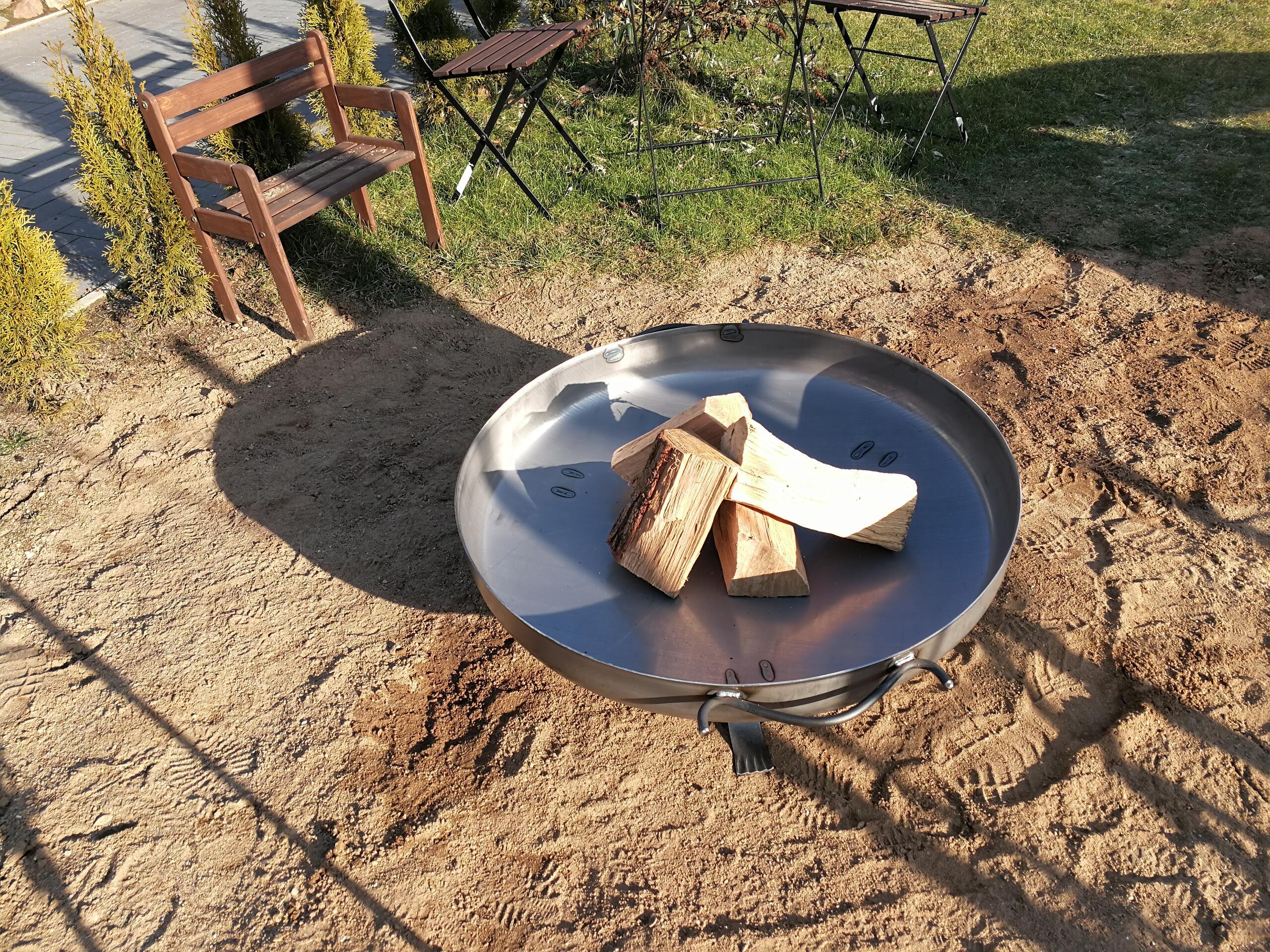 feuerschale fsl outdoor kochen l beck. Black Bedroom Furniture Sets. Home Design Ideas