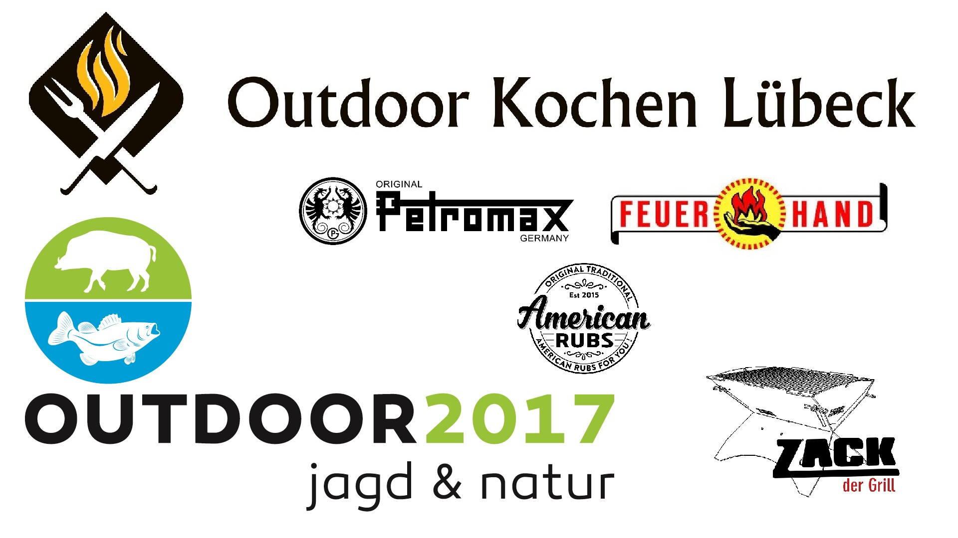 besuche uns auf der outdoor 2017 jagd natur outdoor kochen l beck. Black Bedroom Furniture Sets. Home Design Ideas