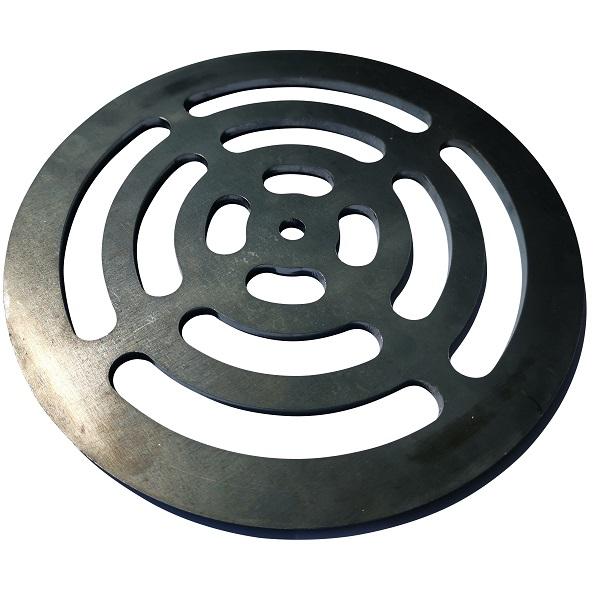 Grillrost für Feuerplatte für Feuertonne und Feuerhand Pyron