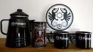 Petromax Perkomax - Black Edition Set