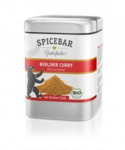 Spicebar Berliner Curry, bio