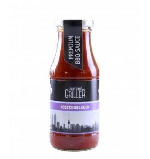 Hauptstadtgriller BBQ Röstknoblauch Sauce, bio