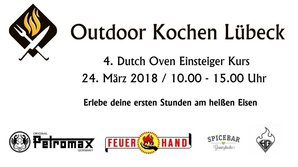 4. Dutch Oven Einsteiger Kurs