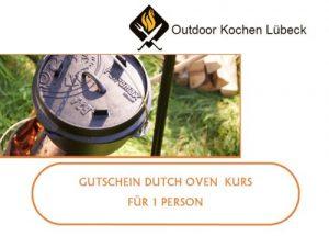 Geschenkgutschein Dutch Oven Kurs