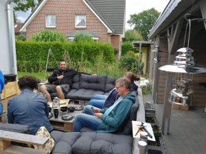 Impressionen vom 3. Dutch Oven Kurs