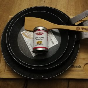 2. Adventskalendertür: Petromax sp24/28/32 inkl. Spiceworld Bratkartoffel Gewürz