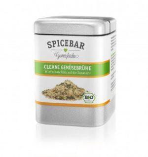 Spicebar Cleane Gemüsebrühe, bio