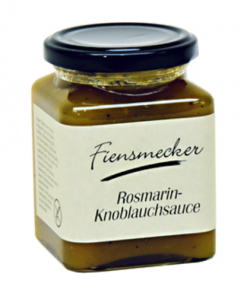 Fiensmecker Rosmarin Knoblauch Sauce