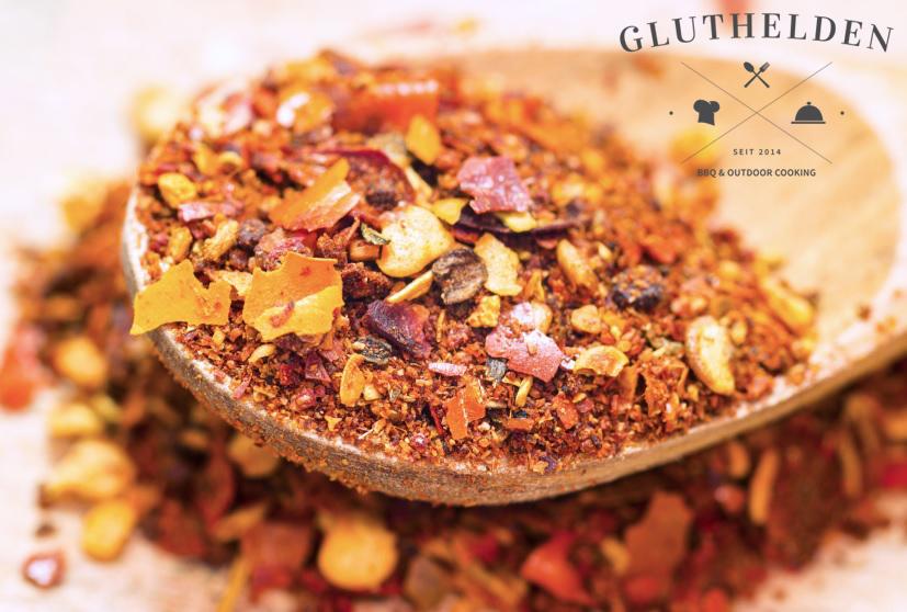 Gluthelden Gewürzlinie - Neues Erlebnis für Dutch Oven und BBQ