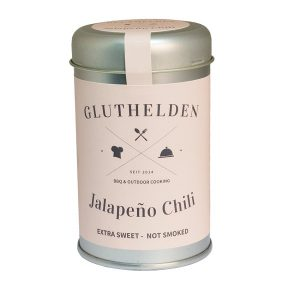 Gluthelden Jalapeno rot