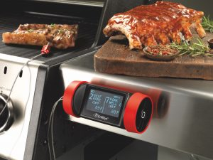 GrillEye PRO Plus - professionelles Grill- und Smoker-Thermometer