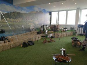 125 Jahre Feuerhand / Eröffnung Ausstellung bei Petromax