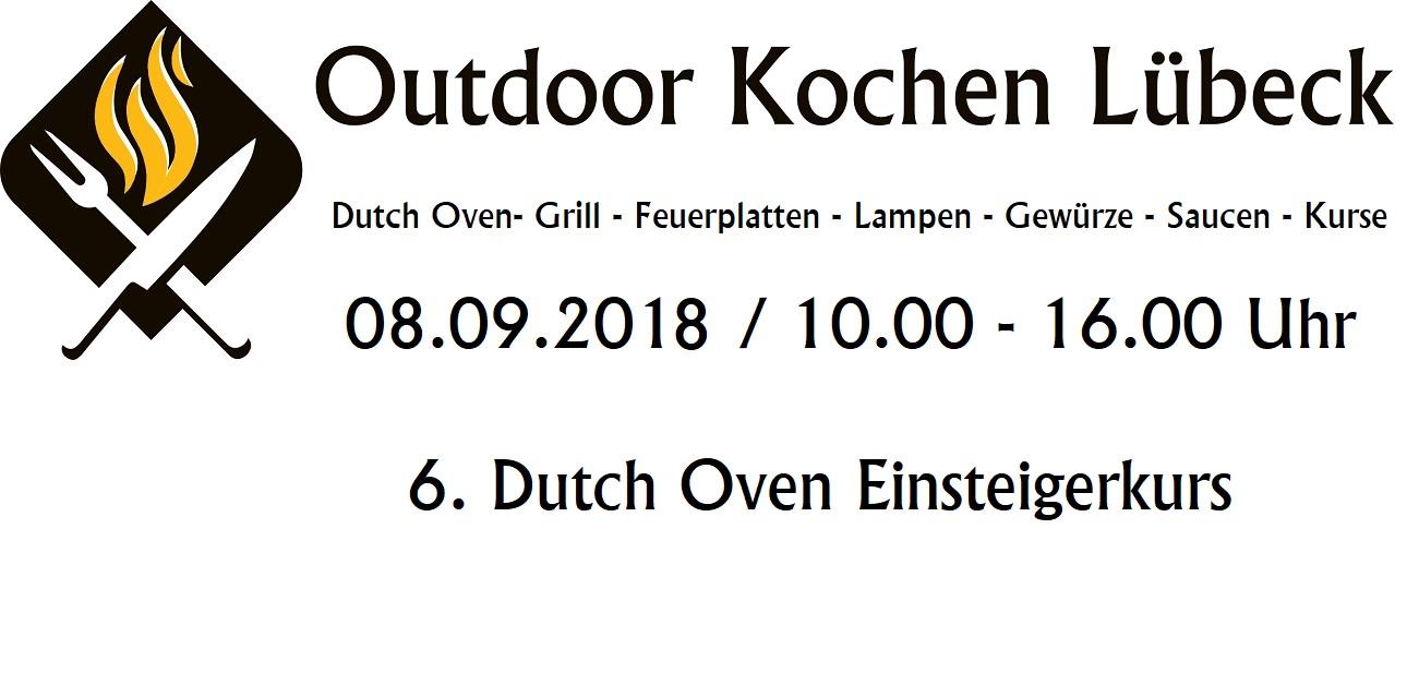 6. Dutch Oven Einsteigerkurs FB
