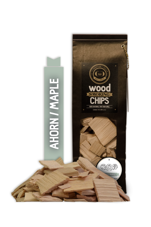 Grillgold Wood Smoking Chips - Ahorn