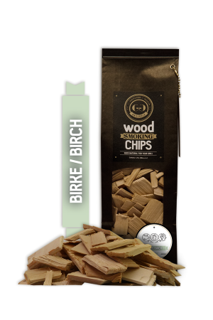 Grillgold Wood Smoking Chips - Birke