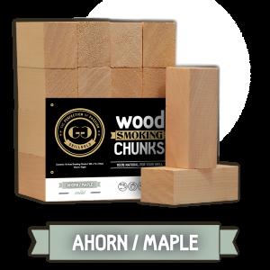 Grillgold Wood Smoking Chunks - Ahorn