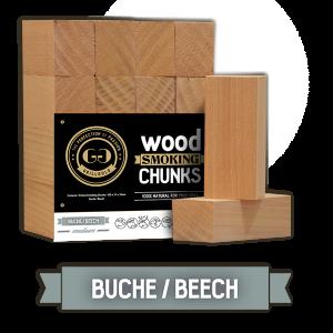 Grillgold Wood Smoking Chunks - Buche