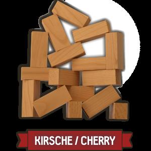 Grillgold Wood Smoking Chunks - Kirsch
