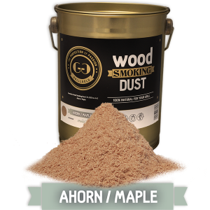 Grillgold Wood Smoking Dust - Ahorn