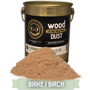 Grillgold Wood Smoking Dust - Birke