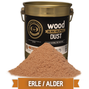 Grillgold Wood Smoking Dust - Erle