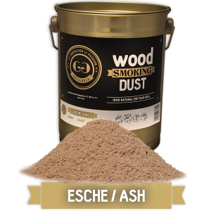 Grillgold Wood Smoking Dust - Esche