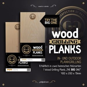 Grillgold Wood Grilling Planks