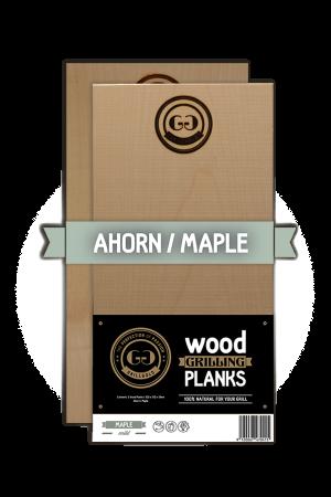 Grillgold Wood Grilling Planks - Ahorn