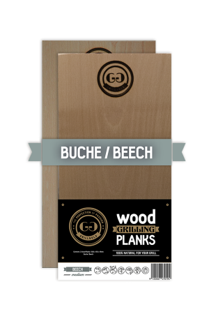 Grillgold Wood Grilling Planks - Buche