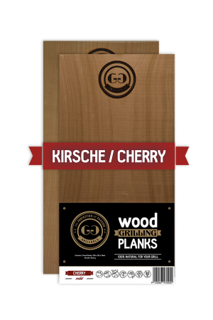 Grillgold Wood Grilling Planks - Kirsche