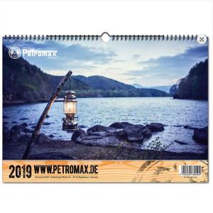 Petromax Kalender 2019 - Neu in A3 Format