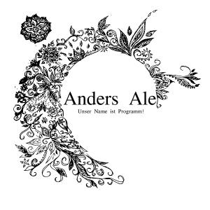 Anders Ale - Craftbeer