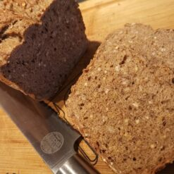 Brot Backmischung - Sechskornbrot