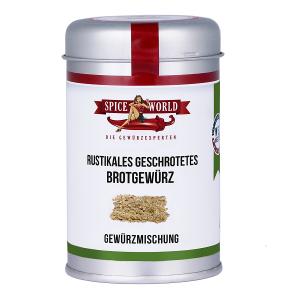 Spiceworld - Rustikales geschrotetes Brotgewürz