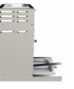 928°C Original F&F Gas-Röster Oberhitzegrill - E35T, 3,5 kW