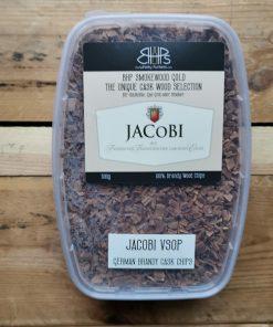 BHP Smokewood Gold Jacobi VSOP Deutsche Weinbrandfass Chips