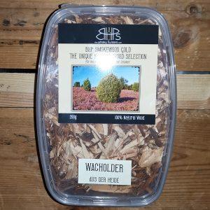 BHP Smokewood Gold Wacholder Naturholz Chips