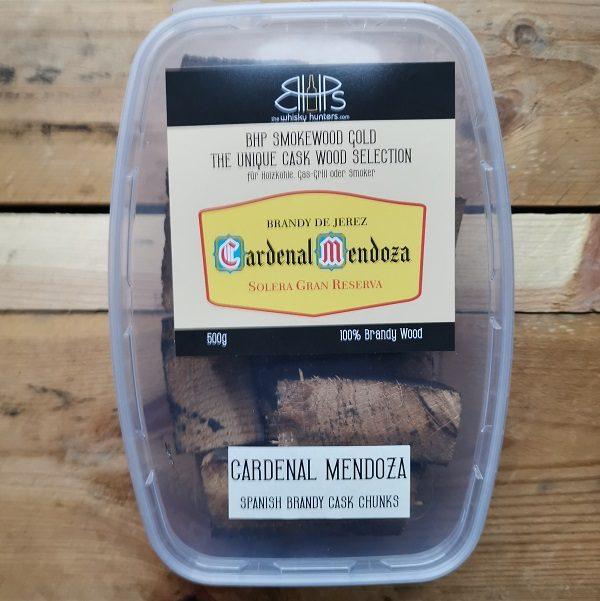 bhp smokewood gold cardenal mendoza spanish brandy cask chunks