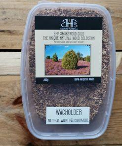 BHP Smokewood Gold Wacholder Naturholz Räuchermehl