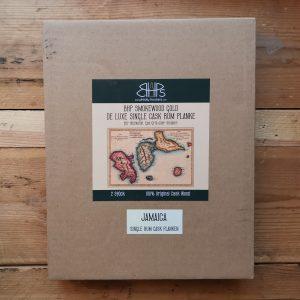 BHP Smokewood Gold JSingle Rum Cask Planken