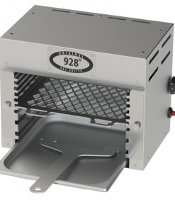 928°C Original F&F Gas-Röster Oberhitzegrill - A35T, 3,5 kW