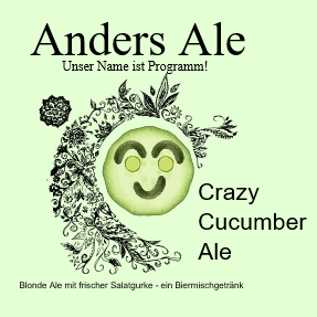 Anders Ale - Crazy Cucumber Ale