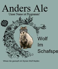 Anders Ale - Wolf im Schafspelz