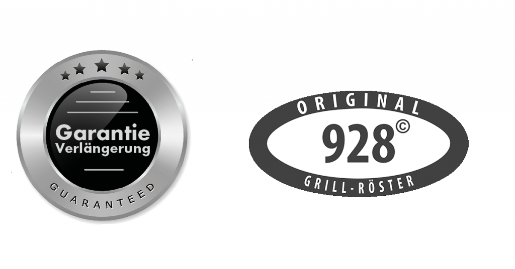 928° Grillröster Garantie Verlängerung
