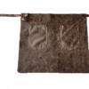 FEUERMEISTER® Premium-Halb-Lederschürze aus Antikleder Farbe cognac