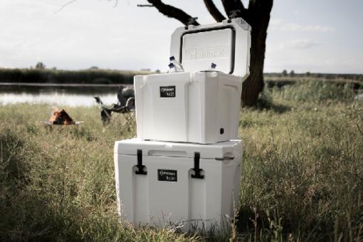 Petromax Kühlboxen kx25 kx50