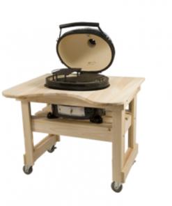 Primo Grill Tisch aus Zypressenholz